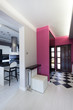 Vibrant cottage - kitchen and corridor