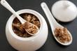 Selbstgemachtes Granola Müsli mit Quinoa