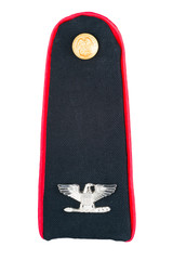 Military epaulet of U.S. Marines