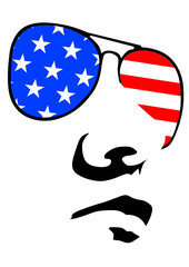 Glasses of america