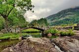Packhorse bridge, Little Langdale,Cumbria