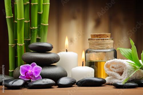 spa still life - 58101270