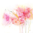 Quadro Watercolor background