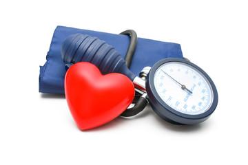 tonometer and heart