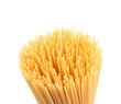 Top uncooked spaghetti.