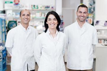 pharmaceutical team