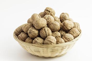 fuente de nueces