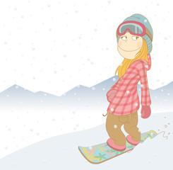 SnowBoarder_Woman03