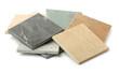 Stone tiles samples