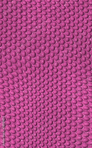 Pink python snake skin texture background