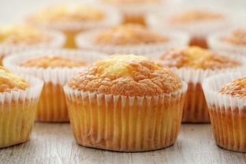 Muffins appena sfornati