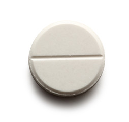 Aspirin pill
