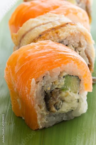 philadelphia sushi roll © z10e
