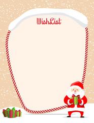 christmas wishlist