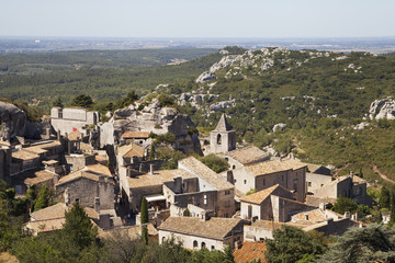 Village of Les Baux de Provence