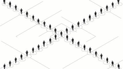 Netzwerk im Business