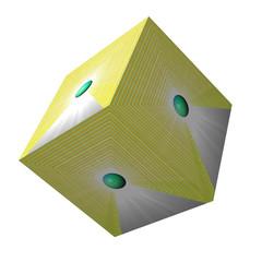 cubo colorato