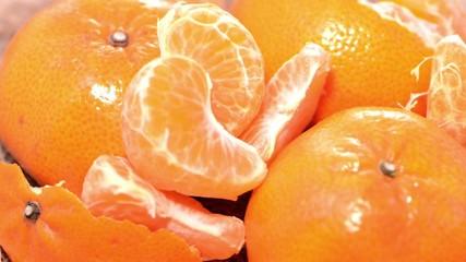 Rotating Tangerines (Loopable)