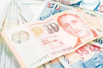 singapore money.