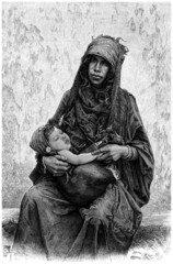 Arabia : Mother & Child