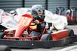 Children karting
