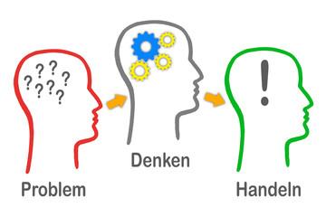 Problem - Denken - Handeln