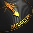 Budgeting. Business Concept.