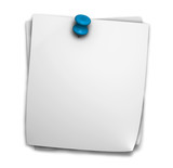 Business Blank Note Paper