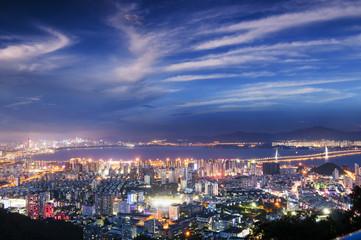 Shenzhen Bay at Night