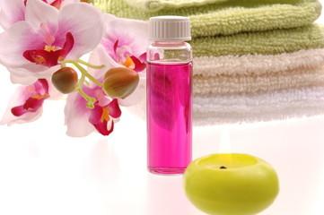 Wellness Ampule Pink Orchidee