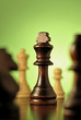 Chess, a game of planning and strategy