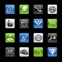 Sports Icons -- Gelbox Series