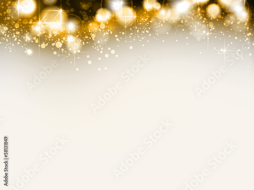 Christmas shine background