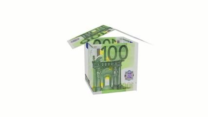Euro 100 house