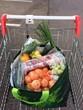 Wocheneinkauf  im Supermarkt