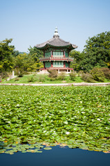 Gyeongbokgung Palace Pavilion