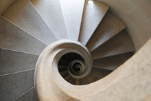 Résumé modèle de l'escalier en colimaçon