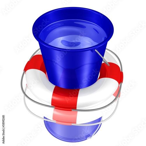 sauberes Wasser - Trinkwasser sichern/retten