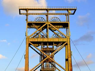 Industriekultur Zeche Gneisenau in DORTMUND-DERNE