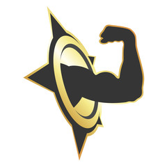 design symbol for fitness club
