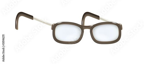 glasses with open temples