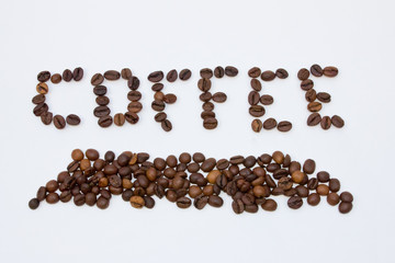 Coffee word