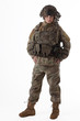 Army girl 3