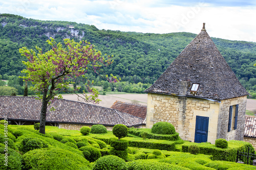 Marqueyssac garden, France
