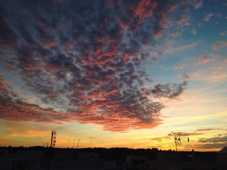 salento tramonto