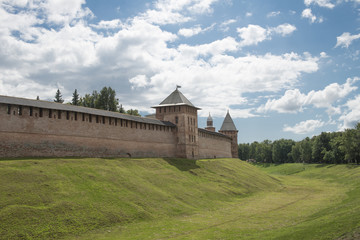Ancient fortress Novgorod