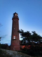 Leuchtturm Darß Ort