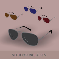 sunglassess eps10