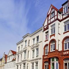 FLENSBURG ( Schleswig-Holstein ) - Stadtpanorama