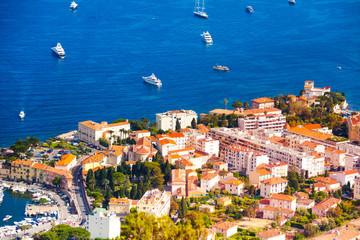 City of Nice cityscape